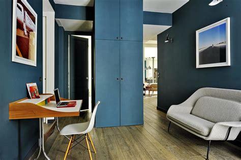 bureau bleu les conseils d 39 une architecte d 39 intérieur avec quelles