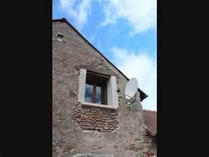 realiser une ouverture mur porteur en pierre pose fenetre With ouverture pvc