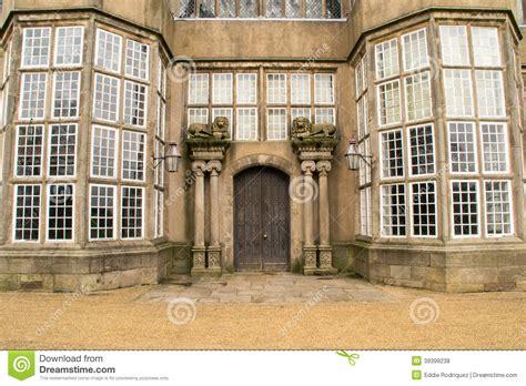 manor house entrance stock photo image