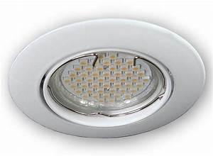 Gu 10 Lampen : led einbau strahler gu10 einbauleuchte 230 v deckenleuchte spot lampen licht ebay ~ Markanthonyermac.com Haus und Dekorationen