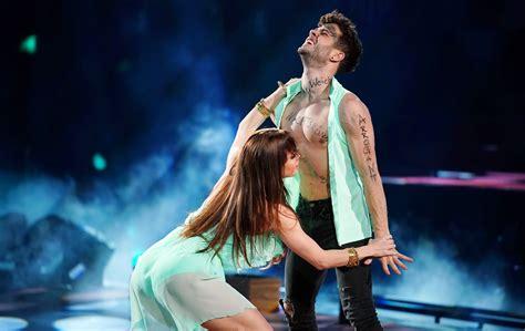 luca haenni verletzt lets dance abbruch kurz vor dem