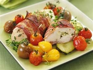 Zucchini Tomaten Gemüse : h hnchen mit speckh lle und tomaten zucchini gem se rezept eat smarter ~ Whattoseeinmadrid.com Haus und Dekorationen