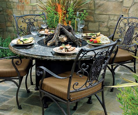 outdoor dining table granite interior exterior doors