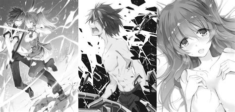 rakudai kishi no cavalry light novel curiosidades de rakudai kishi no cavalry anime amino
