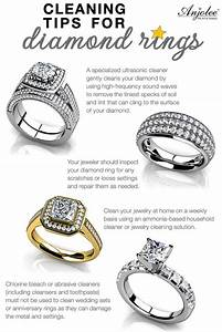 cleaning tips for diamond rings With wedding ring tips