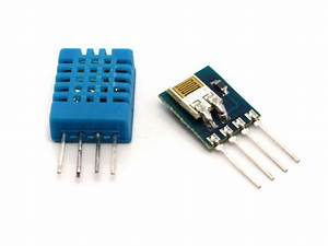 Humidity Temperature Sensor DHT11 [SEN019] - $2.80 ...
