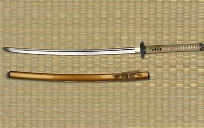 Katana Swords Sword Samurai Wallpapers Japanese Weapon