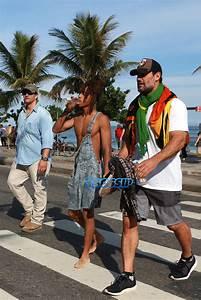 Jaden Smith Reveals His Beach Ready Body In Rio De Janeiro