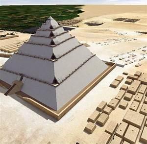 Höhe Von Pyramide Berechnen : 3d simulation neue theorie ber pyramidenbau bilder fotos welt ~ Themetempest.com Abrechnung