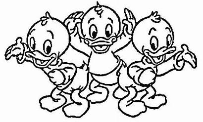 Coloring Cartoon Pages Characters Christmas Printable Getcolorings
