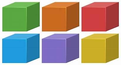 Boxes Colored Vector Clipart Vecteezy Non