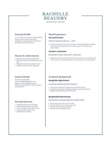 customize  resume templates  canva