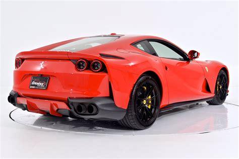 Find the best used 2019 ferrari 812 superfast near you. Certified Pre-Owned 2020 Ferrari 812 SUPERFAST 2D Coupe in Fort Lauderdale #FC1537   Ferrari of ...