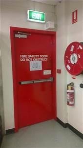 Emergency Escape Door Locks