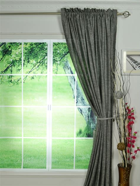 multi color sheer curtains qyk246sge eos linen multi color solid rod pocket sheer 3406
