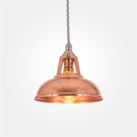 copper pendant light coolicon industrial copper pendant light artifact lighting