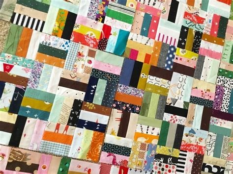 1000+ Ideas About Rail Fence Quilt On Pinterest
