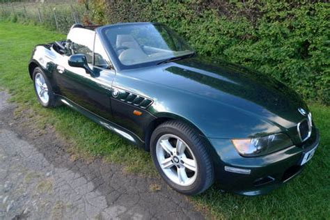 Bmw Z3, 2.8 Straight 6, Full Service History, Oxford Green