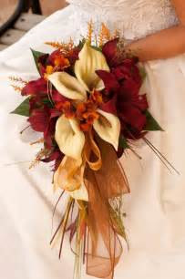 fall wedding flowers fall wedding bouquet ideas dipped in lace