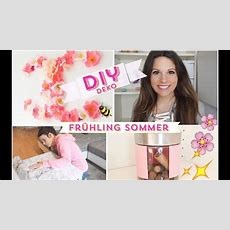 Diy Deko Ideen Frühling Sommer ♡ Günstig Selber Machen