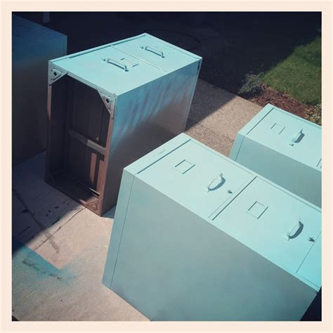 how to paint metal file cabinet creative spray paint projects