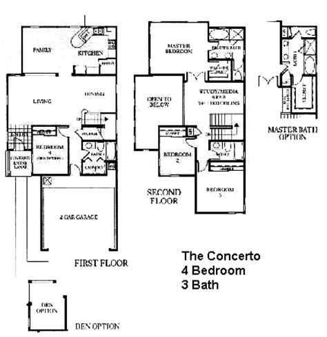 Schuler Homes - Kapolei - Classics Series - Concerto Floor ...