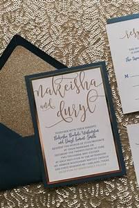 best 25 gold wedding invitations ideas on pinterest With glitter wedding invitations australia