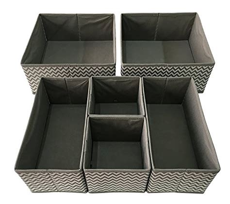 Organizer Bins For Clothes by Sodynee Foldable Cloth Storage Box Closet Dresser Drawer