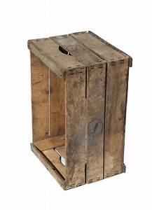 Caisse De Pomme : caisse de pomme en bois studio aloki ~ Teatrodelosmanantiales.com Idées de Décoration