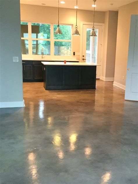 cement floors in kitchen atx stained concrete stained concrete epoxy 5157