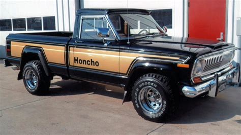 jeep honcho custom 15 of the most outrageously great pickup trucks ever made