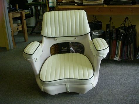 How To Recover Boat Seats by Boat Seat And Cushion Recovering