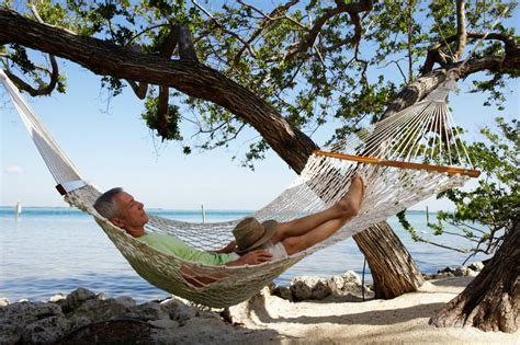 Relaxing In A Hammock by On And The Pursuit Of Happiness