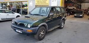 Tableau De Bord Nissan Terrano Ii Phase 2 Diesel