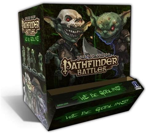 paizocom pathfinder battlesbuilder series   goblins
