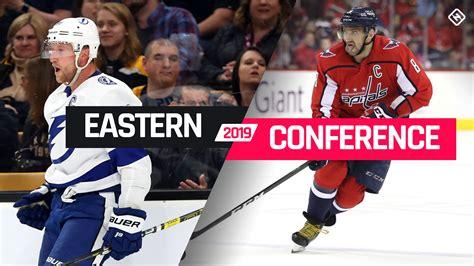nhl playoffs bracket  eastern conference series picks