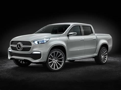 The Mercedes Benz X Class Pickup Truck May Come To America