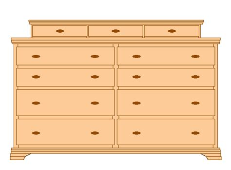build woodworking plans dresser draw plans