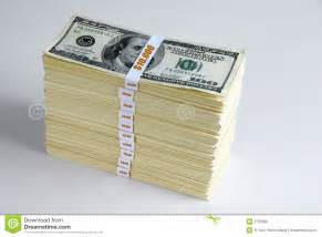 One Hundred Thousand Dollars
