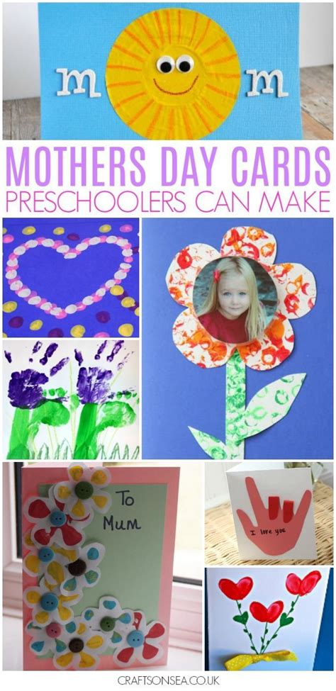 s day card templates for preschoolers 25 mothers day crafts for preschoolers s day