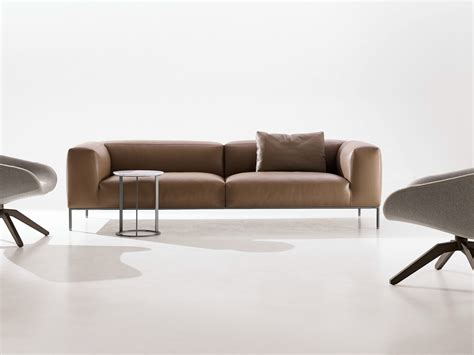 canapé b b italia frank leather sofa by b b italia design antonio citterio