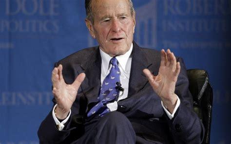 Mūžībā devies kādreizējais ASV prezidents Džordžs Bušs ...
