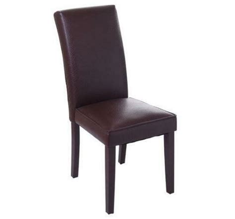 Leather Dining Room Chair by Leather Dining Room Chairs Ebay