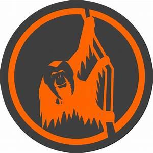 Orangutan Logo by OhLaso on DeviantArt