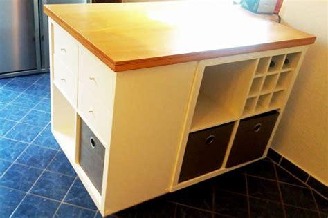 ikea kallax tisch mit diesem ikea hack pimpst du deine k 252 che richtig new swedish design