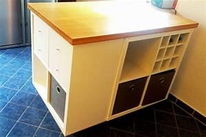 Regal Mit Tisch Ikea : mit diesem ikea hack pimpst du deine k che richtig new swedish design ~ Sanjose-hotels-ca.com Haus und Dekorationen