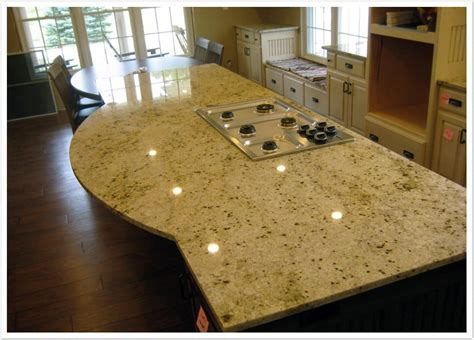 Colonial Gold Granite   Denver Shower Doors & Denver