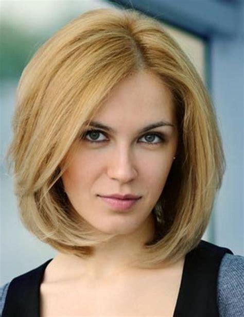 2014 medium length haircuts for women over 40 Elle