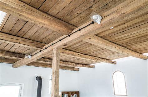Holzbalkendecke Garage by Historisch Backsteinboden Gekalkt Sandgestrahlt