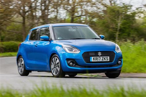 New Suzuki Swift Sport To Reset Benchmarks, Lightness A
